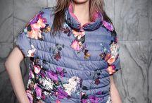 Spring/Summer 2014 / Collezione di giacche e piumini leggeri Violanti