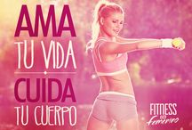 fittness en femenino / by noemi