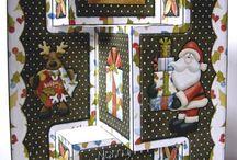 Cards - Shutter & Stairway