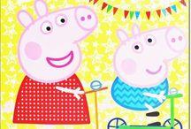 Cartes Peppa Pig