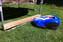 Automower / Rund um automatische Rasenmäher