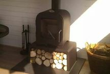 Pictures of wood burning  stoves installed by Vesta Stoves / These are just a few of our customers Wood burning Stove installation images. Maybe for inspiration?