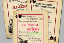 Alice Party (for Mima) / by Tansy Rayner Roberts
