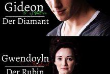 trilogie des gemmes