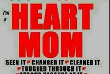 Heart Mom (chd) Paraphernalia
