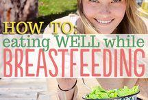 Breastfeeding tips and milk supply help.