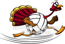 Thanksgiving Designs & Items / Thanksgiving design and items with a sports theme.