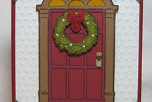 iScrap CC Christmas / Project ideas using Cricut Solutions Christmas cartridge.