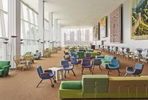 Interiors - Public Institutions, Galleries and Museums