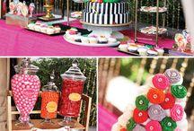 Candyland Party / I found Ashlyn's 1st birthday theme