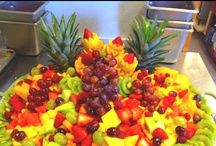Fruit Trays / by Rhonda Sellinger Sheely
