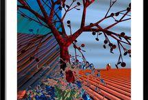 Kunstwerke von Johannes Ernst / JOHANNES ERNST ★ Der Onlineshop für Neue Kunst ★ Exklusive Kunstwerke für Zuhause ★ Wandbilder in hochwertigen Holzrahmen ★ Limitierte Editionen ★ Home Decor und Interior Design Inspiration ★ Gratis Versand ★ 30 Tage Rückgaberecht ★ www.johannesernst.art ★