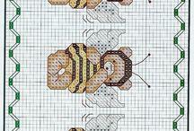 Wzory krzyżykowe