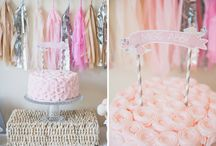 """Baby Showers / """"A baby is born with a need to be loved and never outgrows it."""" - Frank A. Clark"""