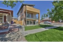 Modern Homes in Denver / This list is dedicated to the latest in cool, modern, home design sprouting up in Denver.
