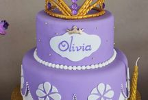 Sofia the first Birthdayparty