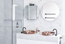 Bathrooms / Find inspiration on how to decorate your bathroom