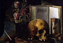 Vanitas Funerary Art