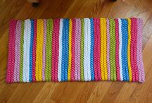 Rugs - Crochet,  Braided, & Other Things I Can Do / by Karen Eckley