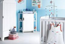 Baby bedroom - Maritime
