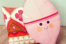 Fabric Pillows