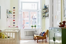 To Kiddo Rooms / Ideas for kiddo rooms, decor and organization.