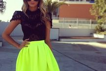 Awesome skirts / Fabulous skirts to inspire our next sewing project