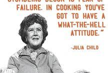 Our Favorite Dame, Julia Child