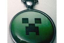 Minecraft Jewelry