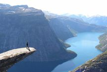 Pinnacle Places / Captivating, Awesome, Magnificent Landscapes & Settings
