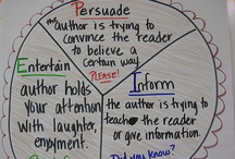 Anchor Charts / Charts for lessons