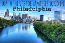 MidAtlantic Travel with Kids / What to do and where to go with kids in the Midatlantic US: #Delaware, #Virginia, #Pennsylvania #DC / by Pit Stops for Kids Travel