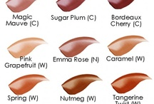 Make-up Faves