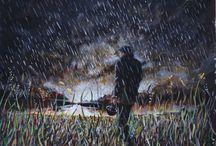 """Exhibition """"ALEXANDER LEE"""" / A linguagem do trabalho do artista Alexander Lee interpõe-se para fora da realidade quotidiana, constitui-se à margem de territórios, de fluxos, de ambivalências. As imagens estão recheadas de objectos com faces escondidas. Reflectir sobre o trabalho de Alexander Lee obriga-nos a reflectir sobre o imaginário com uma deliciosa obscuridade. O artista trabalha com fragmentos do mundo sob a forma de paisagem, brinca com o visível imediato e abre uma janela para o invisível."""