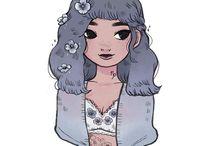 horoscope drawings