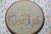 Sew :: Stitchies / Hand stitching and embroidery inspiration, stitch guides and patterns.