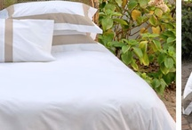 Linen / Bed linen, table linen and all things nice.