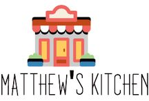 Matthew's Kitchen / Cooking with and for children is our specialty. Check out kid approved recipes and tips.