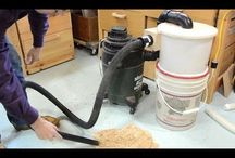 Dust blower/collector
