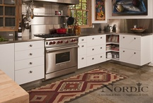 Nordic - Transitional Kitchens