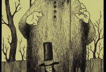 illustration noire