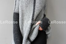 Спицы пуловер, топ идеи