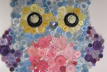 Buttons Wall Art