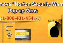 Call 1800-431-454 to Remove Norton Antivirus Renewal Popup