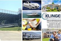 Community / Klinger Insurance Group enjoys supporting the community.