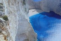 Navagio beach, Zakinthos, Ionian islands Greece
