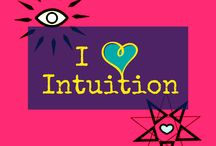 I love intuition