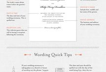 Wedding Planning Tips / Wedding tips and advice for planning your wedding / by Elli