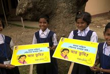 MNB Project Activities / Mission Nirmal Bangla which is the customized version of the national Swachh Bharat Mission (Gramin) seeks to achieve universal access to sanitation in the villages across the state. Here are glimpses of some of our project activities.