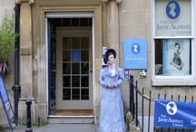 The Jane Austen Centre / Pictures of the centre!  http://www.janeausten.co.uk